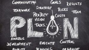 webサイトリニューアルのプロジェクト計画書。進行の共通認識を持つための必須ステップ。