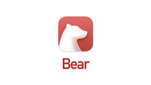 Bearの有効な使い方/無料版と有料版の違い。【メモ・ノートアプリ】